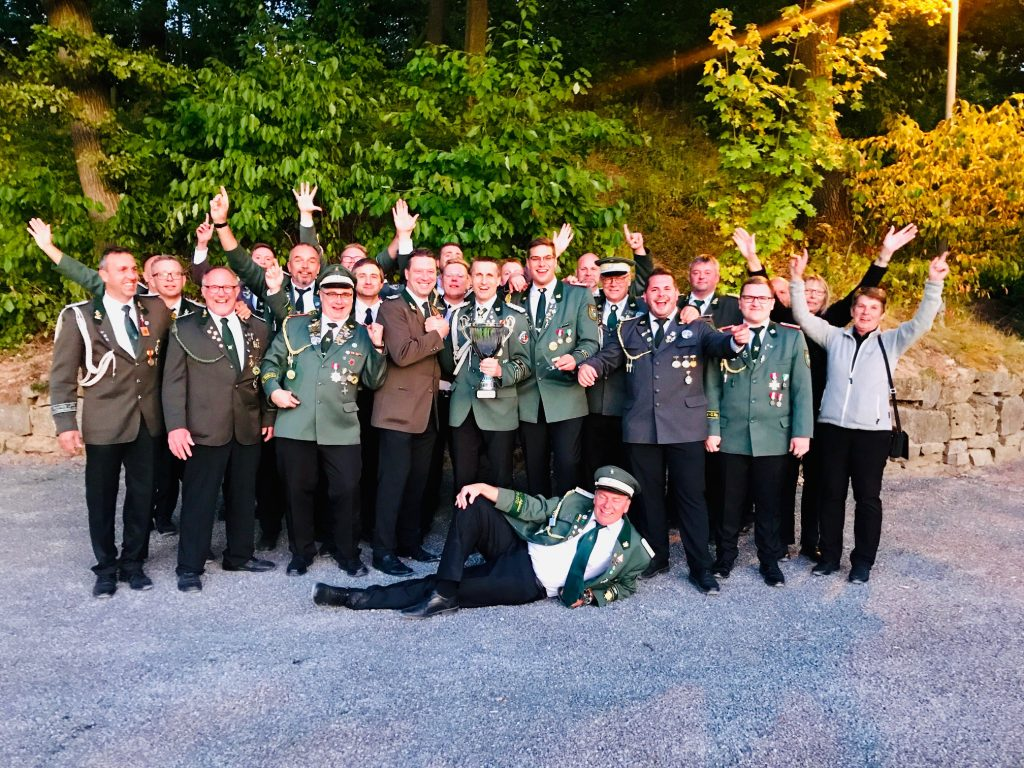 Gruppenbild Sieger Nordlippepokal 2019